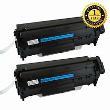 2PK Q2612A Toner Cartridge For HP LaserJet 1010 1012 1018 1015 1020 3030 3052