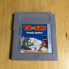 Nintendo Gameboy Spiel-Tom & Jerry Frantic Antics-dmg-j8-usa