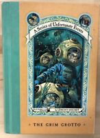 A SERIES OF UNFORTUNATE EVENTS #11 The Grim Grotto by Lemony Snicket (2004) HC