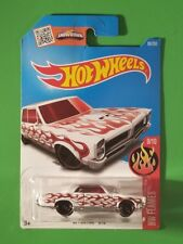Hot Wheels - '65 Pontiac Gto (White)