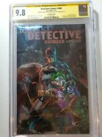 Detective comics 1000 JIM LEE CGC SS 9.8