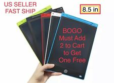 BOGO FREE 8.5'' inch LCD Writing Drawing Tablet Pad eWriter Notepad Boogie Board