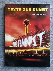 Texte Zur Kunst : December 2020 : Issue 120 : NEW