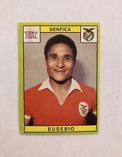 Eusebio Benfica Figurine Footballeurs panini 1968 1969 Bonne