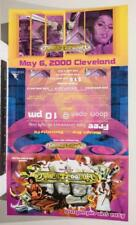 Pimps Treasure Rave Flyer Flyers May 6 2000 Cleveland Ohio g25
