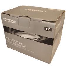 Tamron 18-200mm f/3.5-6.3 Di II VC for Nikon (Model B018N)