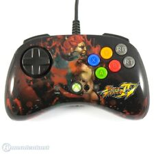 Xbox 360 - Wired Controller / FightPad - Street Fighter IV Edition #Akuma