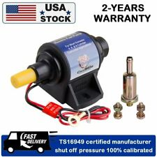 12V 4-7PSI 35GPH High Performance Electric Gasoline Fuel Pump 12S w/ Carburetor