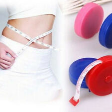 1x Retractable Tape Measure Sewing Tailor Dieting Tapeline Ruler Tiny Fad&Hot YH