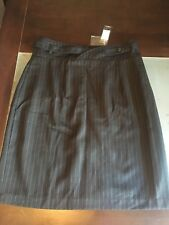 Target City Dressing Ladies Black Skirt Size 16