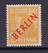 Echte postfrische Briefmarken aus Berlin (1949-1990) mit Altsignatur