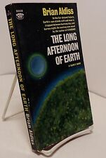 Long Afternoon of Earth by Brian Aldiss - First edition - 1962 - Signet D2018
