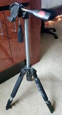 "Slik AMT PRO 340dx 340 dx  45"" Tripod with pan head sh-705e"