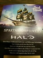 "Sea Of Thieves Spartan DLC Code XBOX Windows 10 ""VERY RARE"""