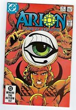 Arion #2 (1982 DC Comics) *VF+/NM.