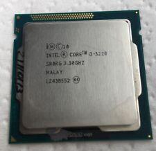 Intel Core i3-3220 - Socket 1155 / H2 / 2-Core Procesador SR0RG Ivy Bridge 22nm