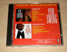 CD Album Sampler - Also Available - Pure Swing : Jodeci + R. Kelly + ...