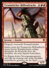 Tyrannischer Höllendrache / Hellkite Tyrant  - COMMANDER 2016 -  deutsch (exc +)