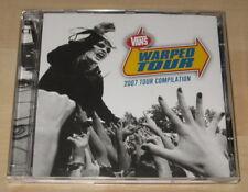 Vans Warped Tour ... 2007 Tour Compilation (2CD 2007). Madina Lake, Tokyo Rose