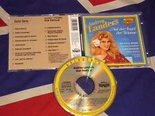AUDREY LANDERS - Star Festival  CD 1988 ARIOLA EXPRESS