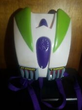 BUZZ LIGHTYEAR JET PACK INFLATABLE COSTUME WINGS CHILD Thinkway Toys Disney