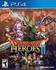 Dragon Quest Heroes II (Sony PlayStation 4, 2017)