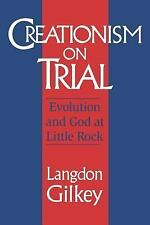 Studies in Religion and Culture: Creationism on Trial : Evolution and God at...