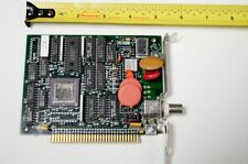 ISA Card LOC YU BNC Nertwork #2 Vtg Computer IBM PC IDE? XT AT