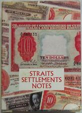 Straits Settlements Old Notes Playing Cards