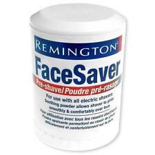 4 Remington Face Saver Pre-shave Powder Sticks 3g