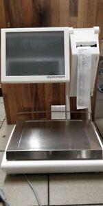 Bizerba KH 800 mit Fiskalisierung (GoBD) & Software