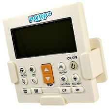 A/C Remote Control With Bracket fits Sharp CV10NH CRMC-A705JBEZ Air Conditioner