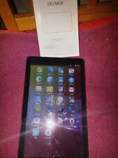Denver taq-10192g 25,6 cm (10,1 pulgadas) tablet con 3g Dual-SIM