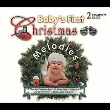 Baby's First: Christmas Melodies Various Artists Audio CD
