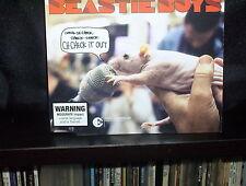 BEASTIE BOYS CH-CHECK IT OUT - RARE AUSTRALIAN CD SINGLE NM