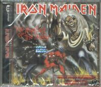 IRON MAIDEN THE NUMBER OF THE BEAST SEALED CD REMASTER