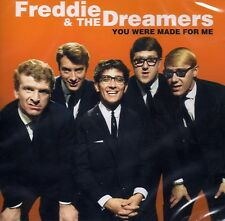 MUSIK-CD NEU/OVP - Freddie & The Dreamers - You Were Made For Me