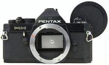 PENTAX MX - Black - New Seals -