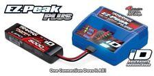 Traxxas EZ-PEAK PLUS ID Charger for 3S 11.1V 25C 5000mAh Lipo Battery Slash NEW