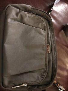 tumi nylon crossbody bag