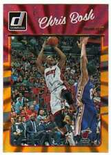2016-17 Donruss Basketball Holo Orange Laser #42 Chris Bosh Heat