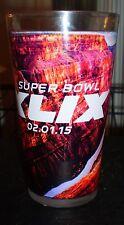 "Super Bowl XLIX Commemorative ""Scenic"" Pint Glass (2015) New!"
