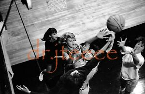 1964 IOWA JEWISH COMMUNITY CENTER - 35mm Basketball Negative