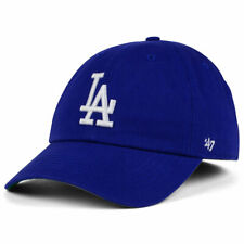 Los Angeles Dodgers MLB Franchise Fitted On Field Cap Hat Baseball Replica Men's