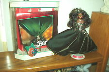 HAPPY HOLIDAYS BARBIE1991 #2696 AFRICAN AMERICAN