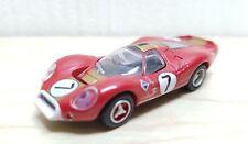 1/72 1968 FORD P68 F3L #7 Le Mans diecast car model