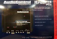 NEW Audio Control EPICENTER PLUS Bass Restoration Processor with OEM Integration