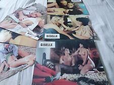 Alba Valeria GISELLE ! jeu 10 photos cinema lobby cards sexy erotique