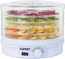 Electric Food Dehydrator Machine Temperature Control Vegetable Meat Dryer