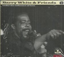 BARRY WHITE AND FRIENDS CD - Under the Influence of Love   Brand New